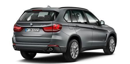 Car Window Tinting - BMW X5