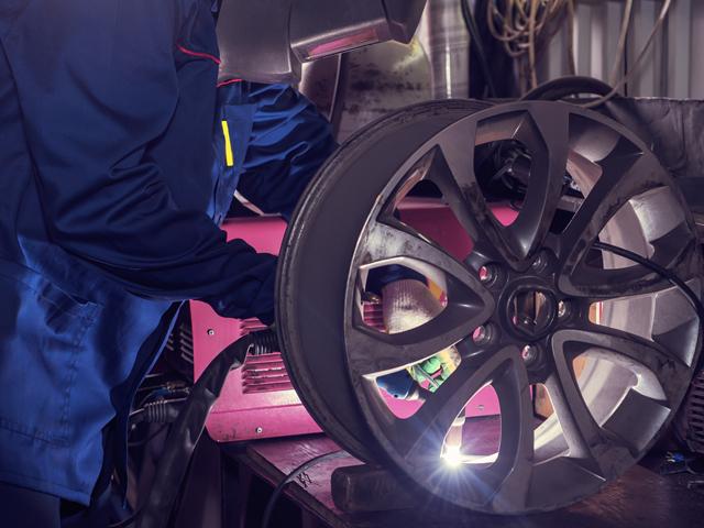Wheel Repair ?>
